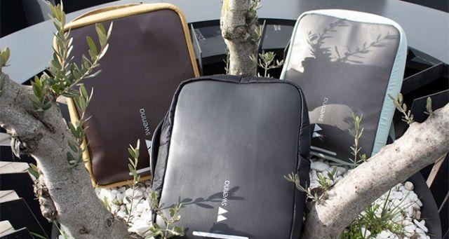 Akıllı çanta Swenna Arıkovanı'nda