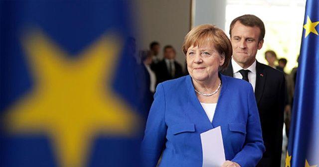 Almanya ve Fransa'dan Batı Balkanlar mesajı