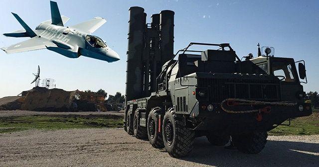 Ankara'da F-35 ve S-400 zirvesi
