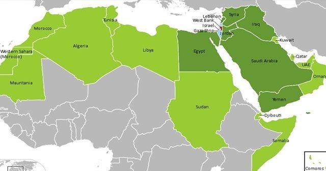 Arap ülkelerinden Çin'in İpek Yolu projesine katılım