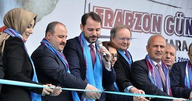 Bakan Albayrak'tan Ankaralılara 'Trabzon Günleri' daveti