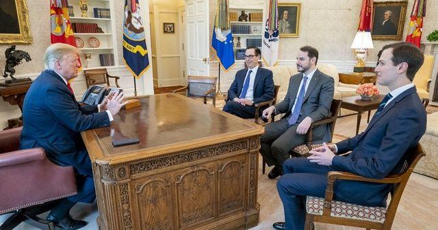 Bakan Albayrak: 'Trump'a Cumhurbaşkanımızın selam ve mesajlarını ilettik'