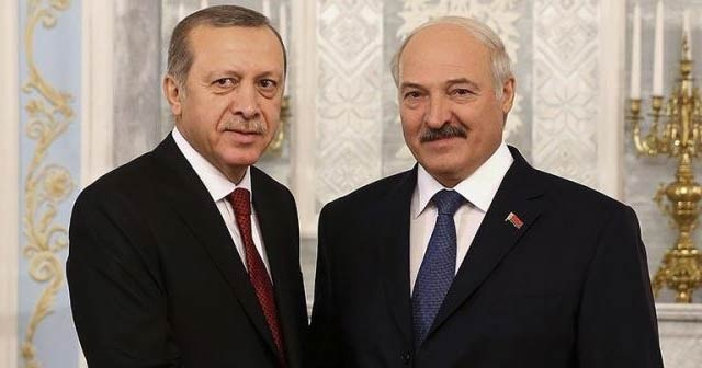 Belarus Cumhurbaşkanı Lukashenko Türkiye'ye geliyor