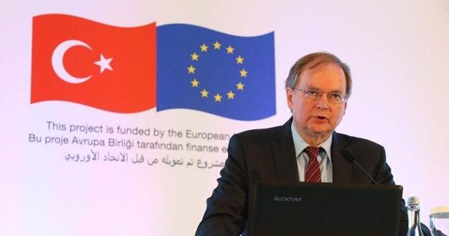 Berger:'AB'nin Suriyeliler için Türkiye'ye yardımları sürecek'