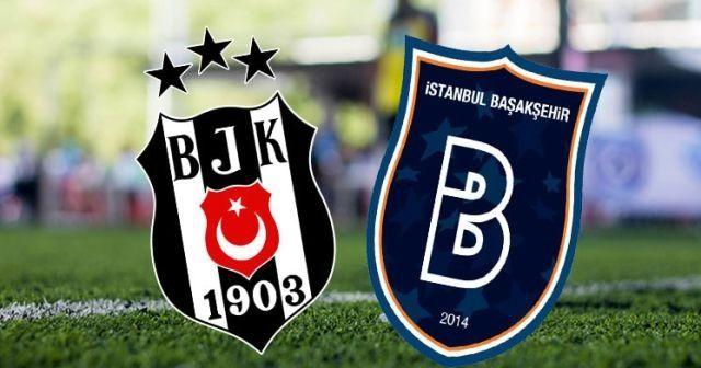Beşiktaş Başakşehir maç özeti izle! Beşiktaş Başakşehir Maçı kaç kaç bitti?