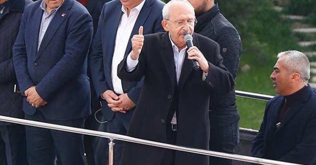 CHP Genel Başkanı Kılıçdaroğlu: Bana yapılan saldırı, Türkiye'nin birliğine yapılmıştır