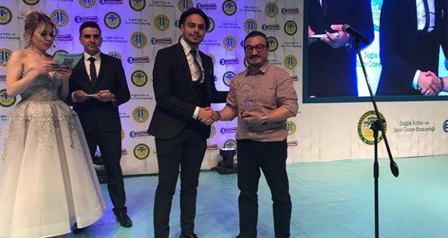 CRI Türk, 'En iyi tematik radyo' seçildi