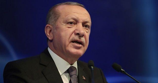Cumhurbaşkanı Erdoğan: Asıl gündemimize odaklanmamız şarttır