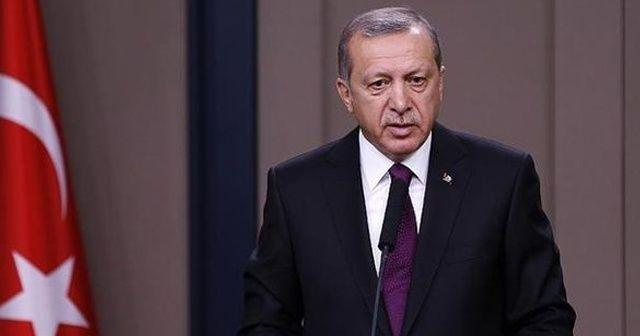 Cumhurbaşkanı Erdoğan'dan şehit Mustafa Ergen'in ailesine taziye telgrafı