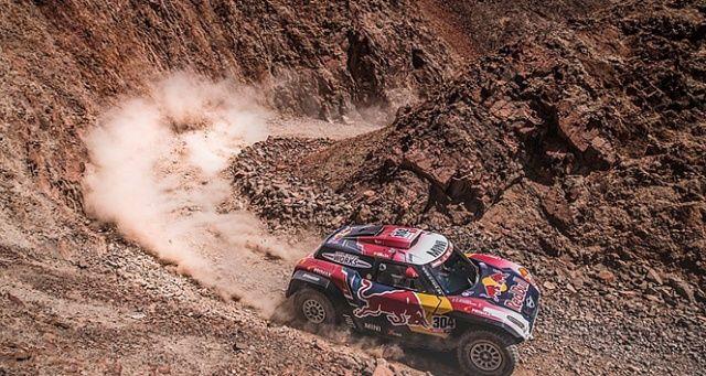 Dakar Rallisi, 2020'de Suudi Arabistan'da yapılacak
