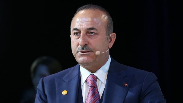 Dışişleri Bakanı Mevlüt Çavuşoğlu'ndan S-400 açıklaması
