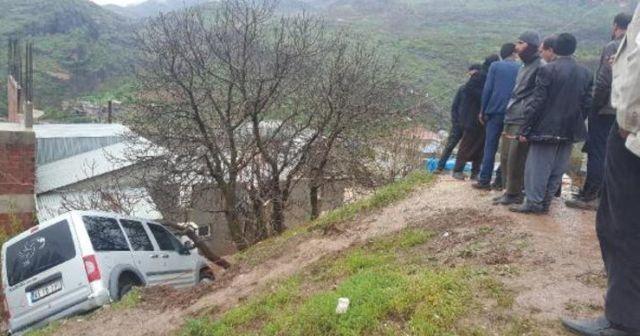 Diyarbakır'da kaza: Anne ve bebeği yaralı