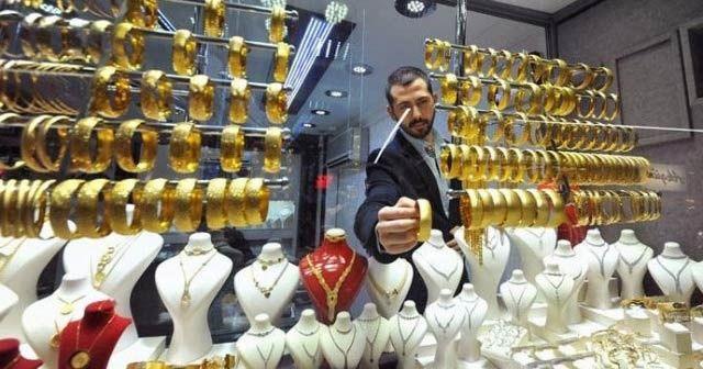 Düğünlerin yeni takısı çeyrek gram altın oldu