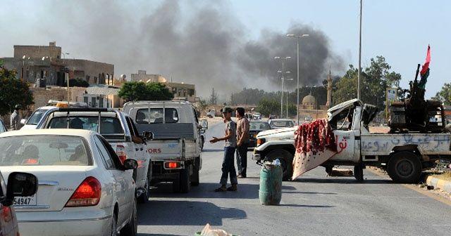 Dünya Sağlık Örgütü: 'Libya savaşında 121 kişi öldü, 561 kişi yaralandı'