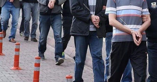 FETÖ'nün Çorum'daki yeni yapılanmasına operasyon: 25 gözaltı