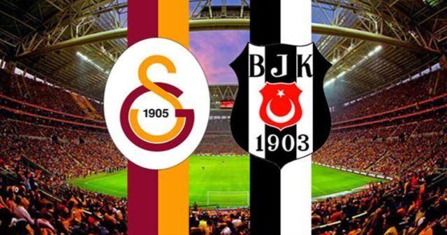 Galatasaray - Beşiktaş derbisinin tarihi belli oldu!