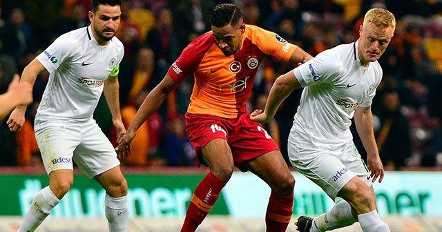 Galatasaray, Konya'da liderlik için sahada