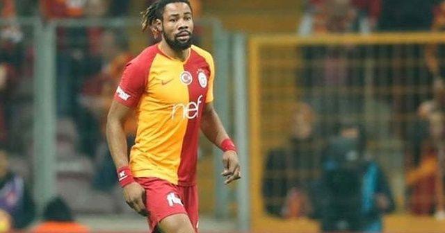 Galatasaraylı Luyindama, PFDK'ye sevk edildi