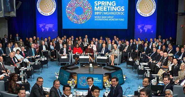 IMF ve Dünya Bankasından Venezuela kararı