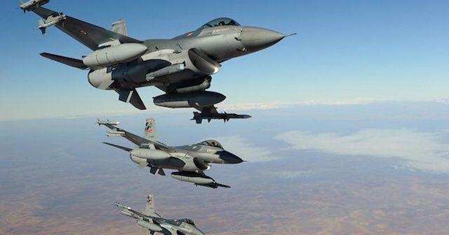 Irak'ın kuzeyine hava harekatı: PKK hedefleri yerle bir edildi