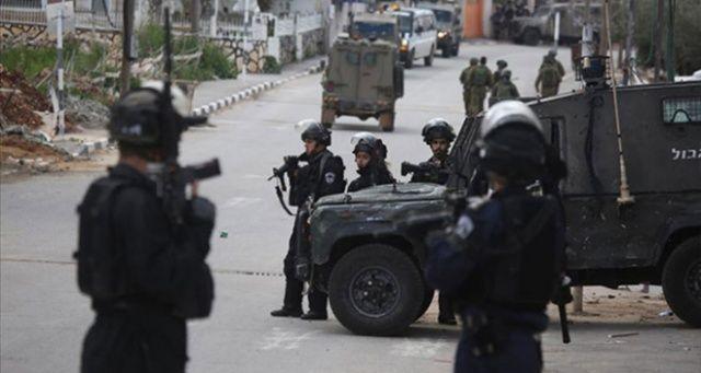 İsrail askerleri Nablus'ta 11 filistinliyi yaraladı