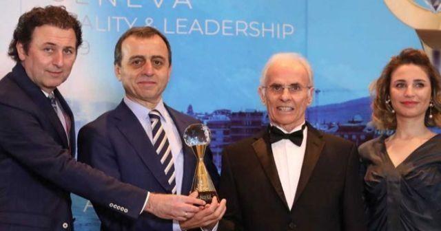 İstanbul Akvaryum altın kategoride 'Uluslararası Kalite Ödülü'nü Türkiye'ye getirdi