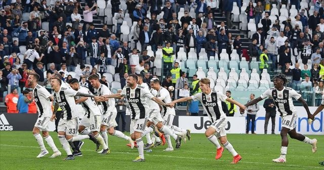 İtalya'da Juventus, Fransa'da PSG ipi göğüsledi