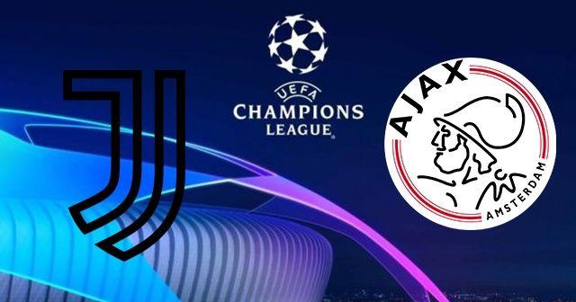 Juventus-Ajax Maçı Canlı İZLE! Juventus - Ajax MAÇI Şifresiz Veren Kanallar Hangileri? Beinsports AZ TV İDMAN TV CBC Sport Canlı İzle
