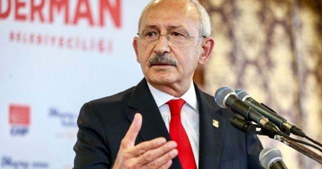 Kemal Kılıçdaroğlu'ndan İstanbul mesajı