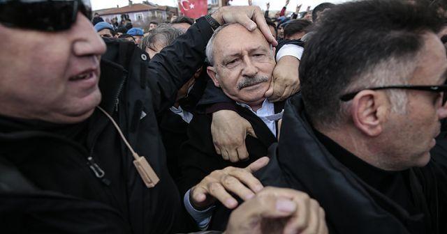 Kemal Kılıçdaroğlu'nun uğradığı saldırı sonrası tepkiler yağıyor