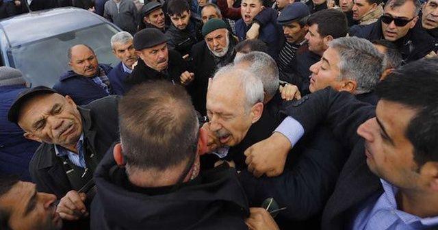 Kılıçdaroğlu'na yumruk atan kişi serbest bırakıldı