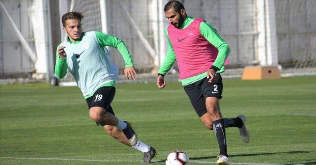 Konyaspor, Sivasspor maçı hazırlıklarına başladı