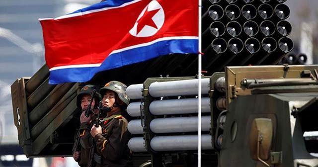 Kuzey Kore'den yeni silah denemesi