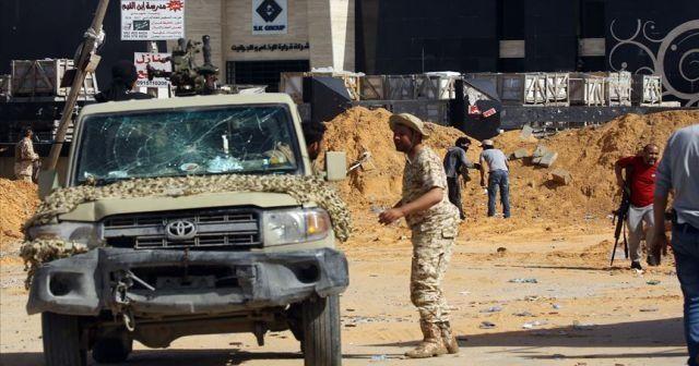 Libya'daki çatışmalarda ölü sayısı 220'ye yükseldi
