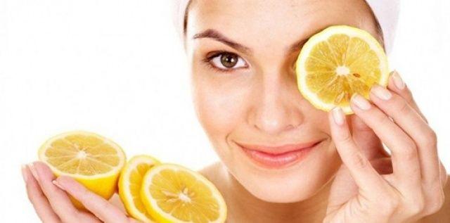 Limon Yüze Sürülür Mü Limonun Cilde Faydaları Neler