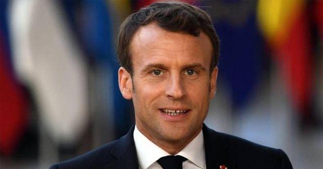 Macron Paris'te PYD-YPG heyetiyle görüştü