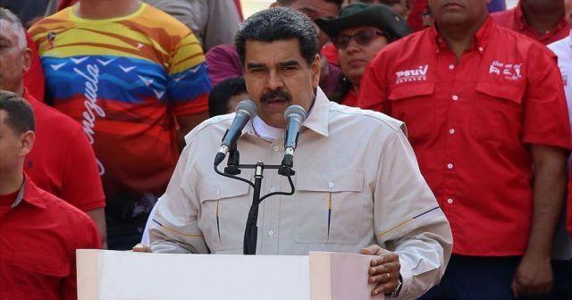Maduro: Halkı, vatanı ve anayasal düzeni korumak için sokağa davet ediyorum