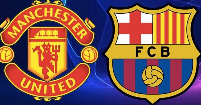 Manchester United 0-1 Barcelona maç özeti golü! Manchester United Barcelona maçı kaç kaç bitti?-