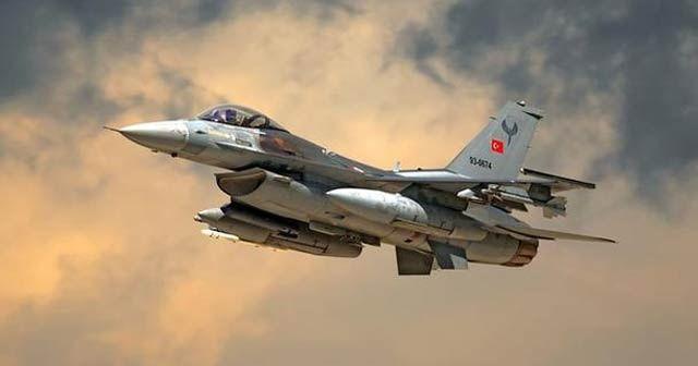 MSB: Kuzey Irak'ta hedefler imha edildi