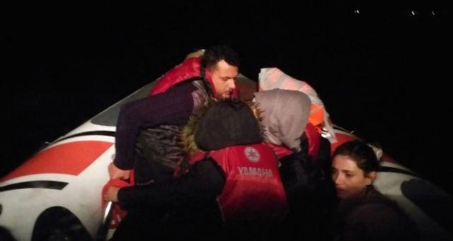 Muğla'da 13 düzensiz göçmen yakalandı