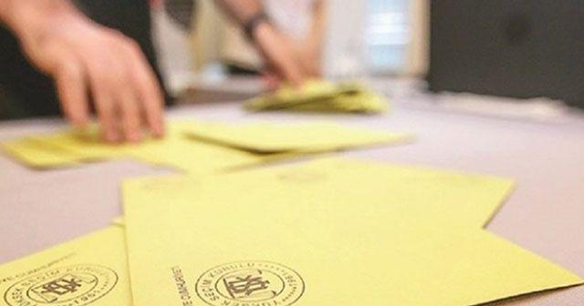 Pendik'te geçersiz oylar yeniden sayılıyor