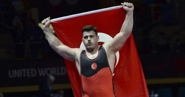 Rıza Kayaalp, Avrupa Güreş Şampiyonası'nda finalde