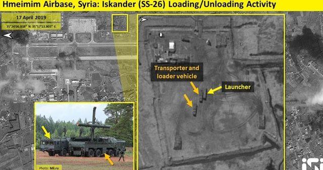 Rusya'nın, Suriye'ye İskender füzelerini yerleştirdiği iddiası