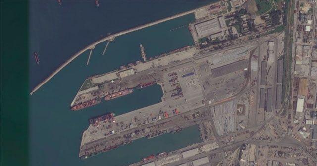 Rusya Suriye'nin Tartus limanını 49 yıllığına kiralıyor