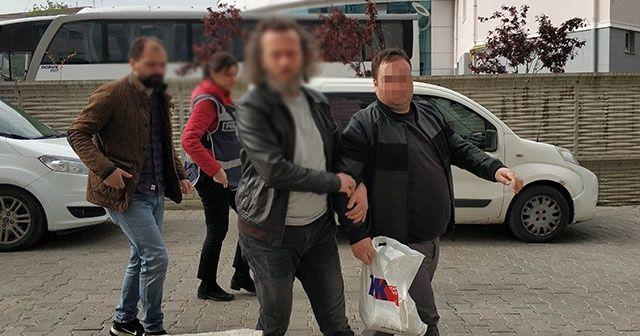 Samsun'da FETÖ operasyonu: 10 gözaltı