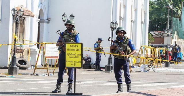 Sri Lanka'daki saldırılarda 35 yabancı uyruklu kişi hayatını kaybetti