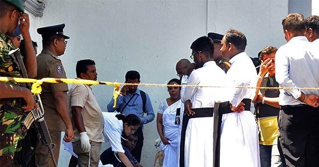 Sri Lanka saldırılarında Ulusal Tevhid Cemaati'ne suçlama