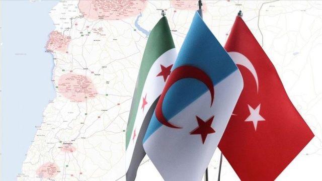 Suriye Türkmenlerinden Macron'a YPG/PKK tepkisi