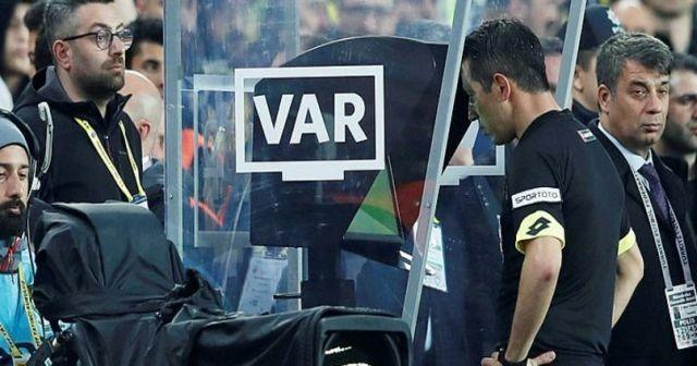 Türkiye Kupası yarı final rövanşlarının VAR hakemleri belli oldu