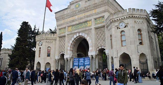 Üniversiteye geçiş sınavı olan TYT'nin provası İstanbul Üniversitesinde gerçekleştirildi